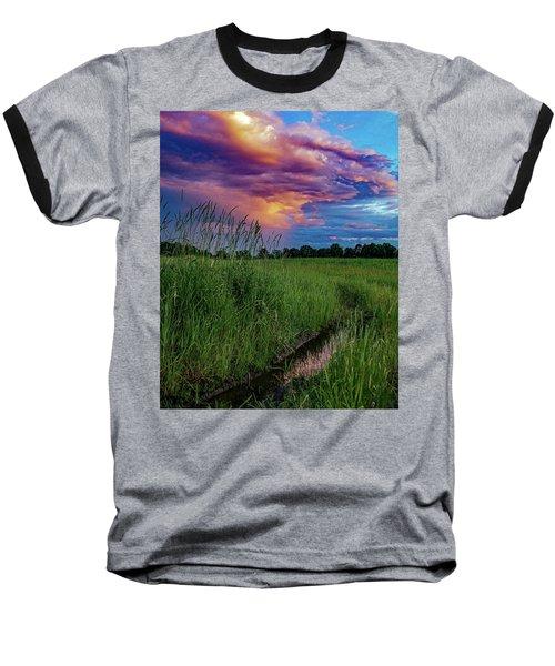 Meadow Lark Baseball T-Shirt