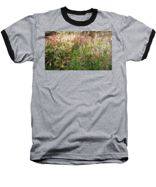 Meadow Baseball T-Shirt by Linde Townsend