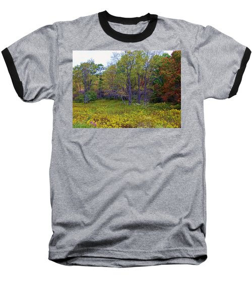 Meadow Of Gold Baseball T-Shirt