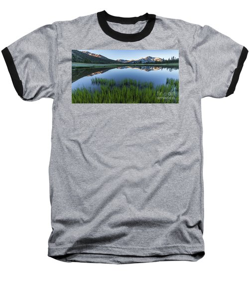 Meadow Reflections  Baseball T-Shirt