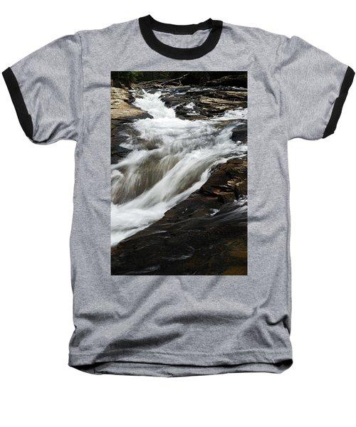 Meadow Run Water Slide 2 Baseball T-Shirt