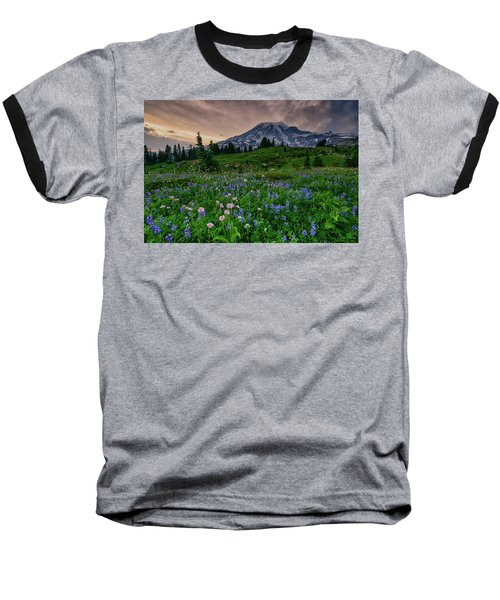 Meadows Of Heaven Baseball T-Shirt