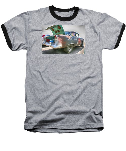 Mean Streets Baseball T-Shirt
