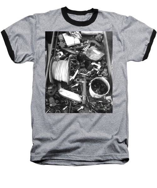 Mechanics Bane Baseball T-Shirt