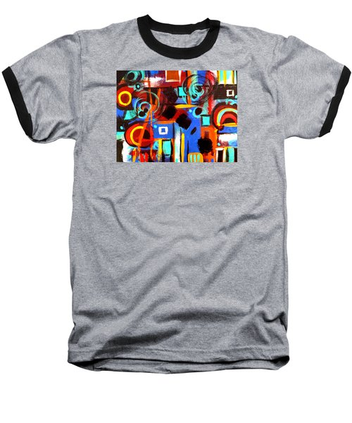 Mechanics Baseball T-Shirt