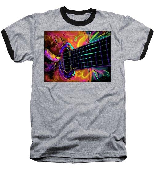 Medianoche Baseball T-Shirt