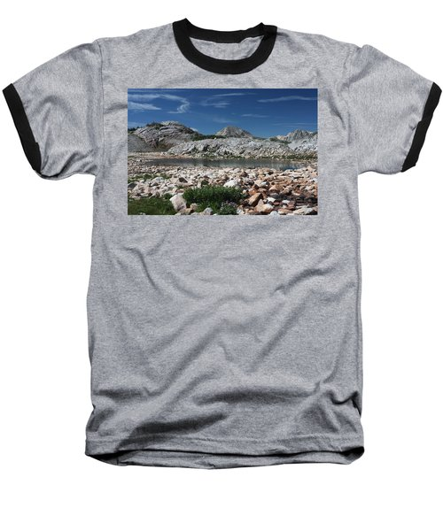 Medicine Bow Vista Baseball T-Shirt