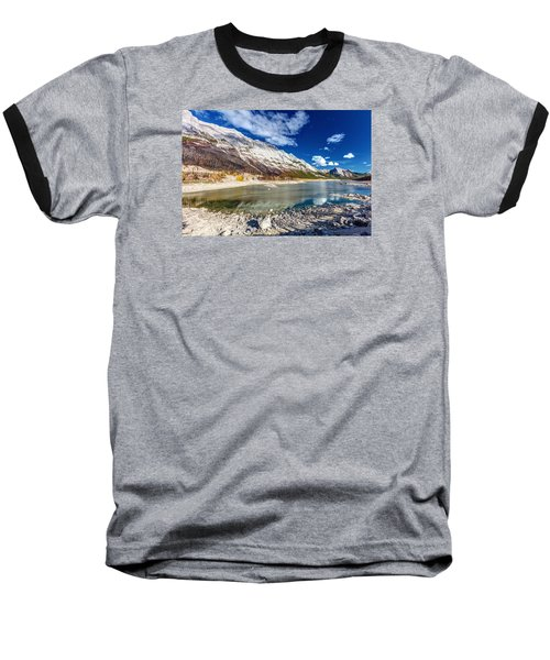 Medicine Lake Jasper Baseball T-Shirt
