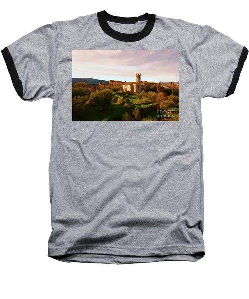 Medieval Tuscany Baseball T-Shirt