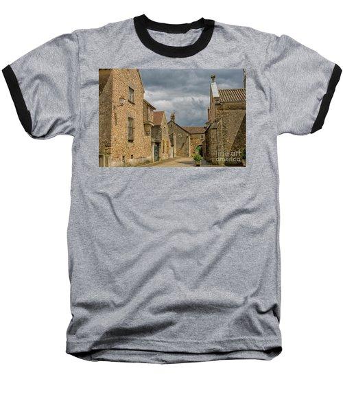 Medieval Village In France Baseball T-Shirt