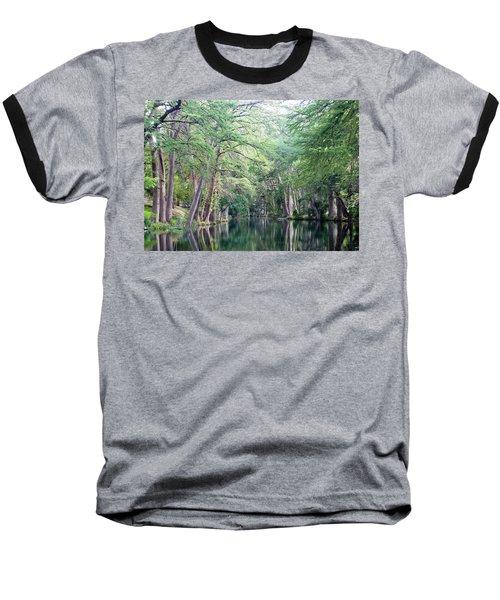 Medina Creek In Summer Baseball T-Shirt