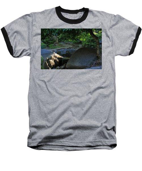 Meditation Path Baseball T-Shirt