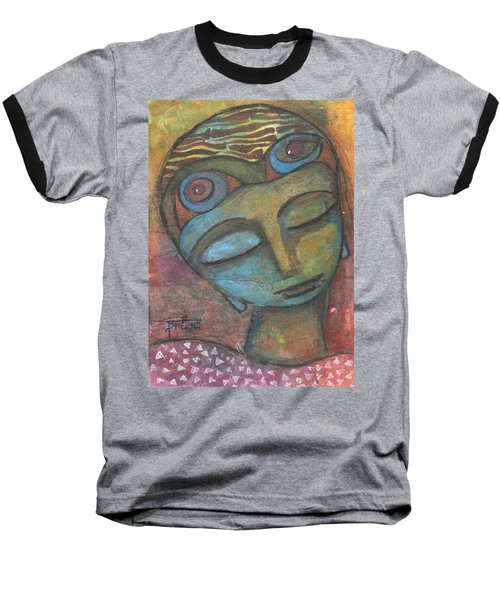 Meditative Awareness Baseball T-Shirt