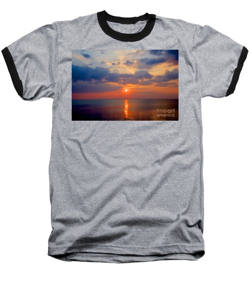 Baseball T-Shirt featuring the photograph Medium Rare by Robert Pearson