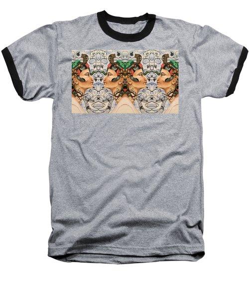 Medusa 4 Baseball T-Shirt