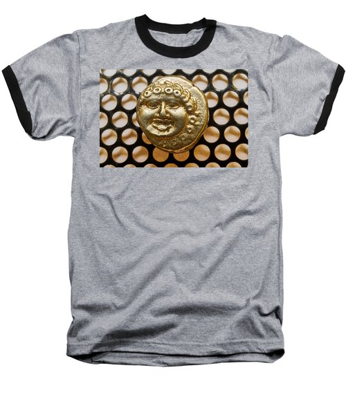 Medusa Baseball T-Shirt