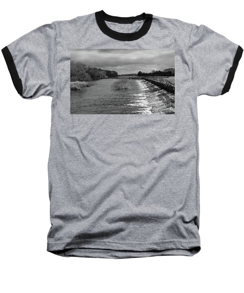 Meelick Weir Baseball T-Shirt