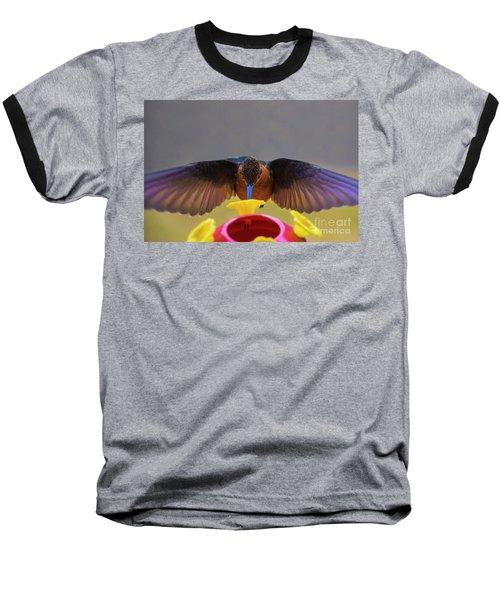 Meet Andre The Giant  Baseball T-Shirt by Al Bourassa
