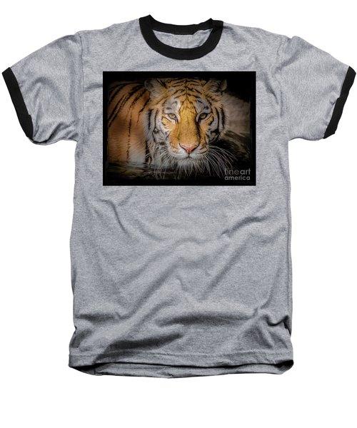 Meet My Gaze Baseball T-Shirt