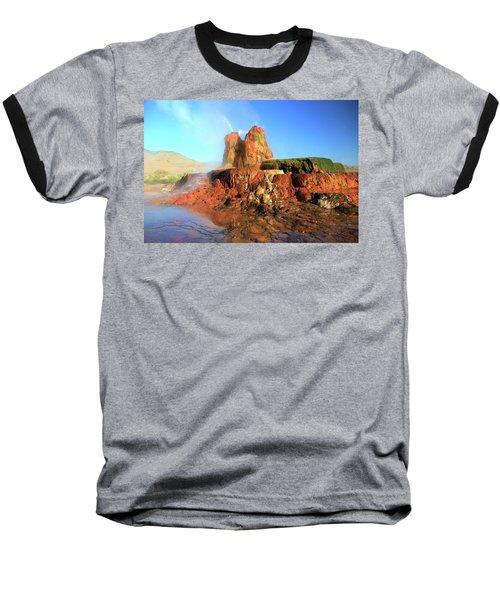 Meet The Fly Geyser Baseball T-Shirt
