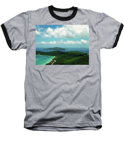 Megan's Bay St. Thomas Baseball T-Shirt