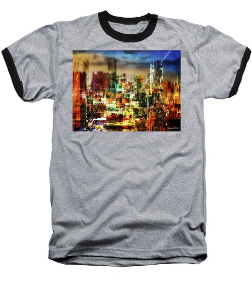 Megapolis Baseball T-Shirt