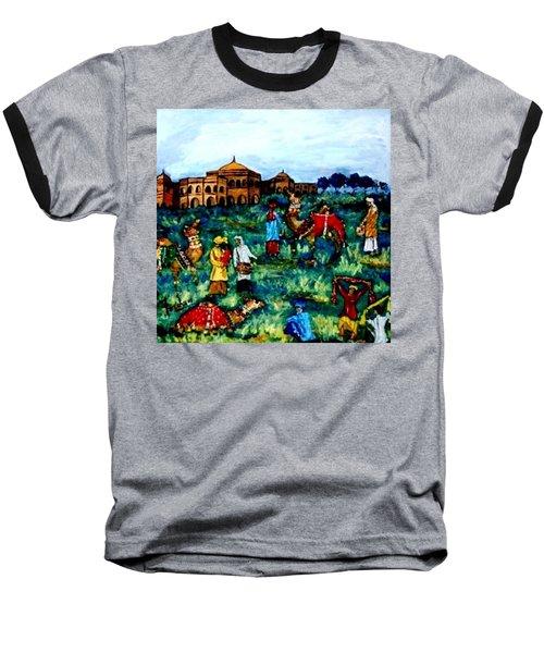 Mela - Carnival Baseball T-Shirt