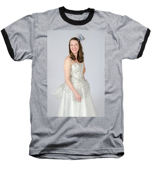 Melisa Hart In Ready To Ship Baseball T-Shirt