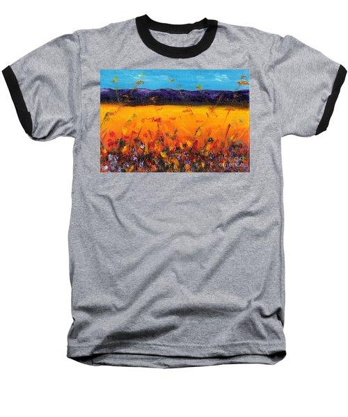 Melissa's Meadow Baseball T-Shirt