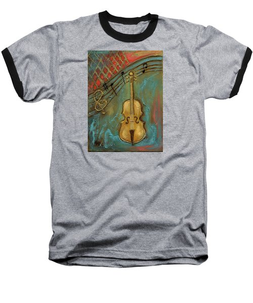 Mello Cello Baseball T-Shirt