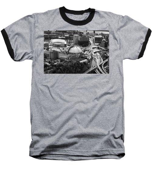 Mellon Arena  Baseball T-Shirt