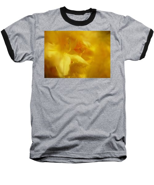 Baseball T-Shirt featuring the photograph Mellow Yellow by Richard Cummings