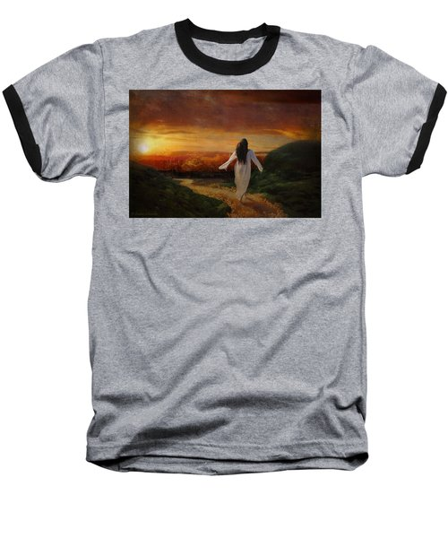 Melt Baseball T-Shirt