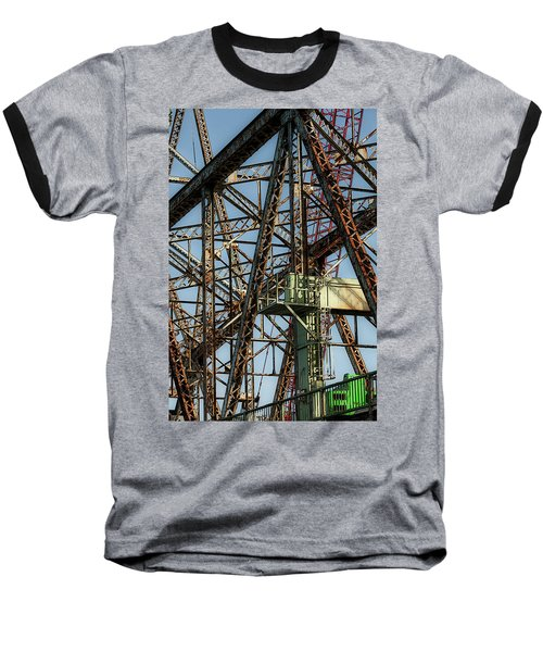 Memorial Bridge Baseball T-Shirt