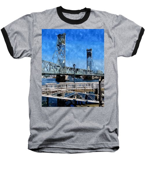 Memorial Bridge Mbwc Baseball T-Shirt