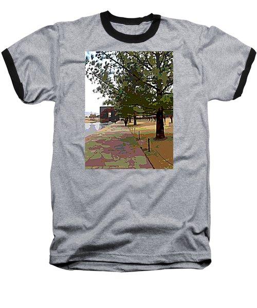 Memorial Baseball T-Shirt