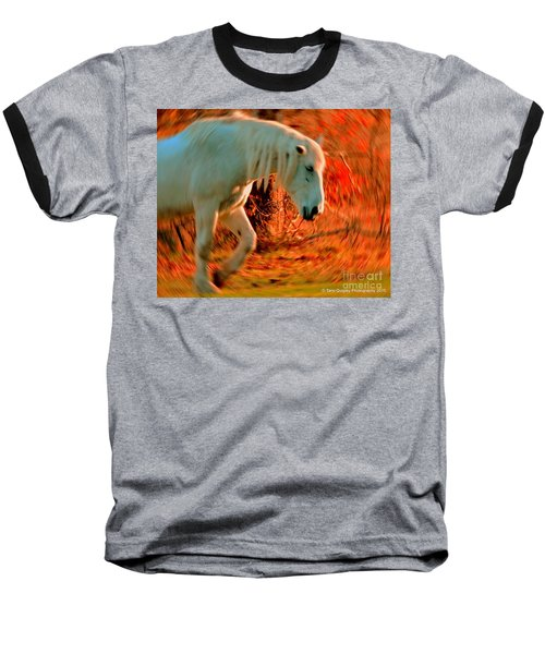 Memories At Sunset Baseball T-Shirt