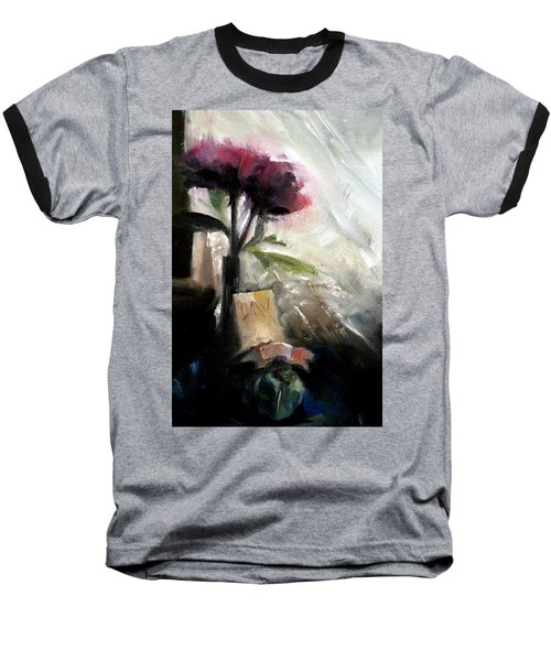 Memories In The Making Timeless Still Life Painting Baseball T-Shirt by Michele Carter