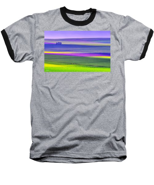 Memories Of Colors Baseball T-Shirt