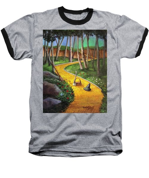 Memories Of Oz Baseball T-Shirt