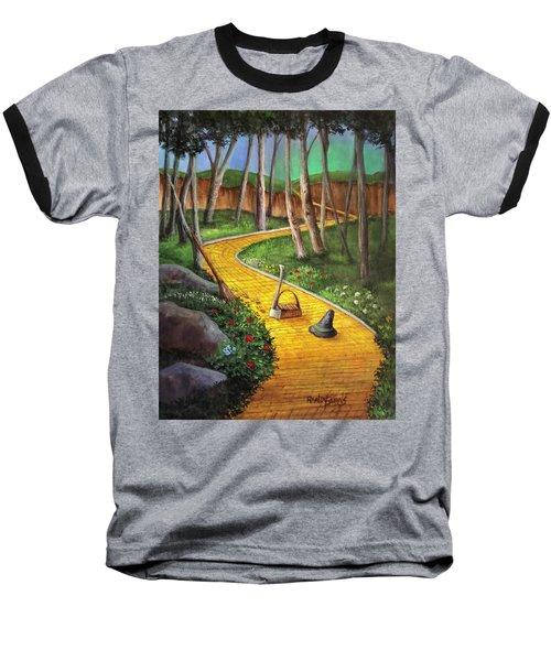 Memories Of Oz Baseball T-Shirt