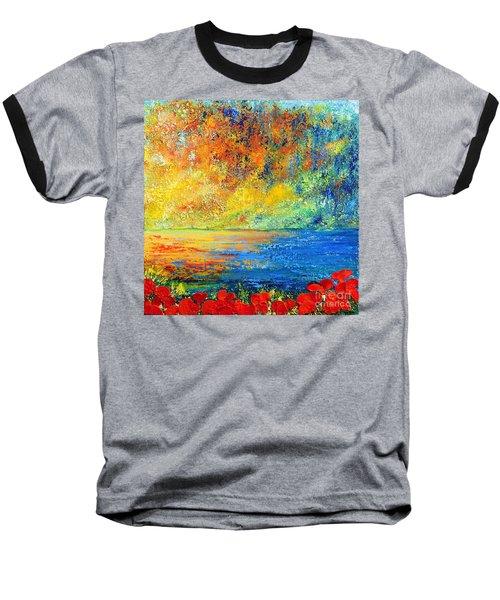 Memories Of Summer Baseball T-Shirt
