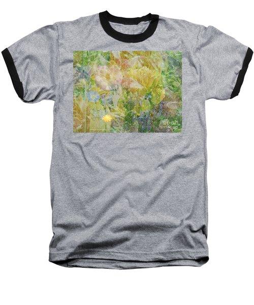 Memories Of The Garden Baseball T-Shirt