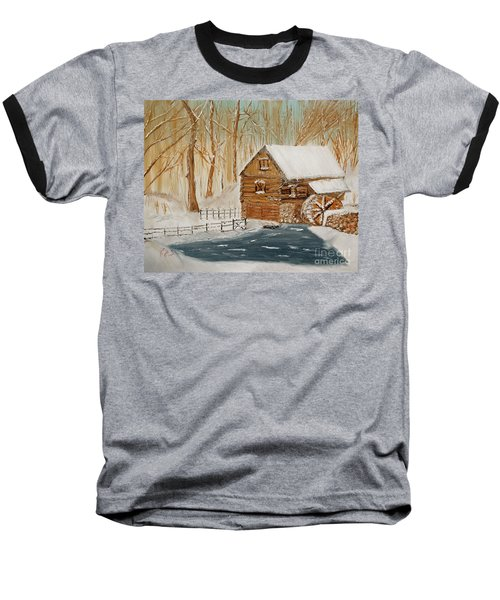 Memories Of The Past Baseball T-Shirt