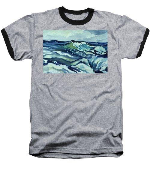 Memory Of The Ocean Baseball T-Shirt