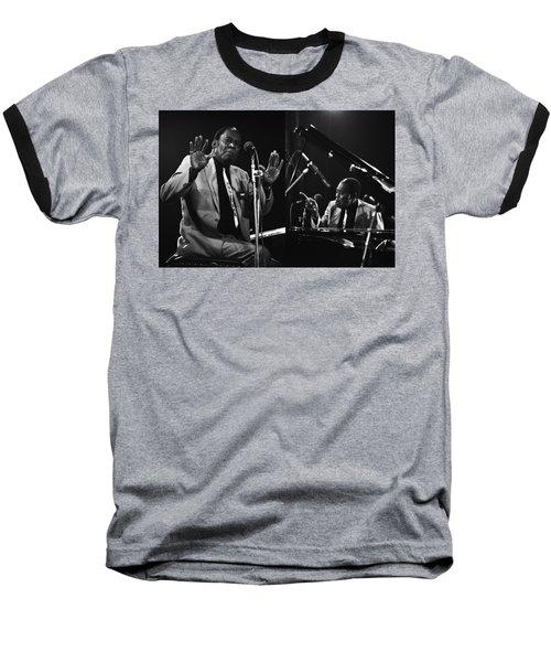 Memphis Slim Baseball T-Shirt