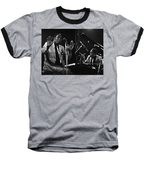 Memphis Slim Baseball T-Shirt