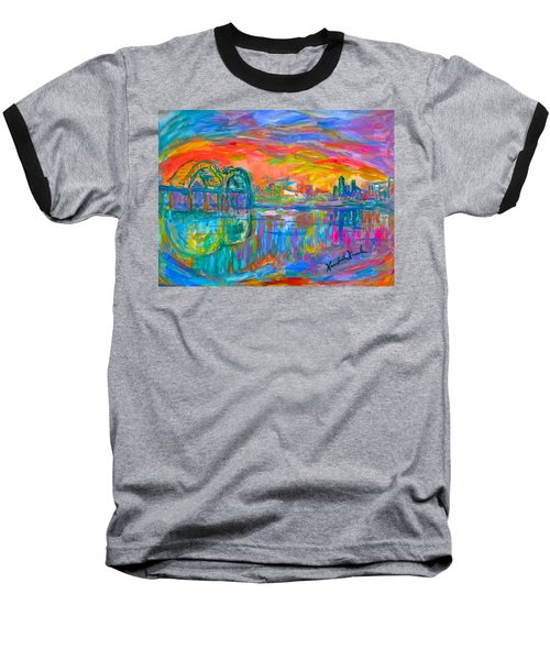 Memphis Spin Baseball T-Shirt