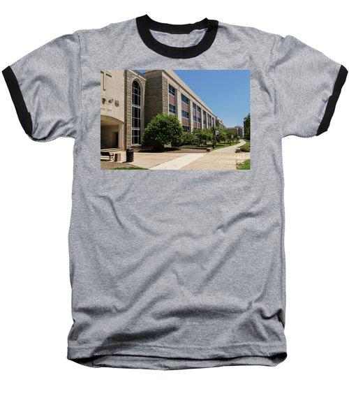 Mendel Hall Baseball T-Shirt