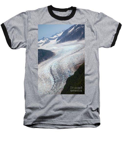 Mendenhal Glacier Baseball T-Shirt